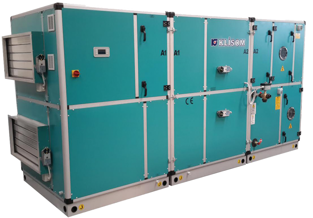 Pool Dehumidification Units Klisom